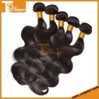 Wholesale 5A Brazilian Body Wave Human Hair Extension from china suppliers