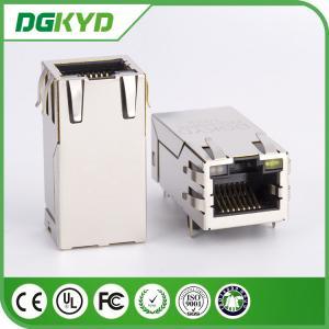 Wholesale Gigabit Ethernet RJ45 Female Jack Single Port 1000M Registered from china suppliers