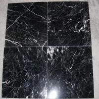 Wholesale Black Marguina Marble Tile (LY-321) from china suppliers
