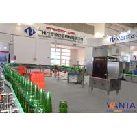 Wholesale Recyle Empty Beer Glass Bottle Inspector Equipment , Before Filling Checking Machine EBI48 from china suppliers