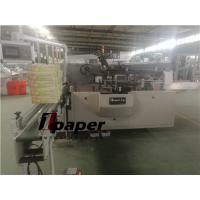 Buy cheap Sgs/CE Standard New Box Tissue Packaging Machine For Interfold Facial Tissue from wholesalers
