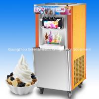 Wholesale Low Noise Industrial Ice Cream Making Machines CE For Frozen Yogurt Franchise from china suppliers