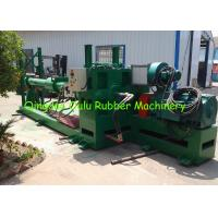 Wholesale Water Cooling Rubber Extruder Machine 60R / Min For Rubber Foam Pipe / Sheet from china suppliers