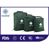 Wholesale British Standard First Aid Refills Kit Nylon Bag Waterproof 3 Sizes Available from china suppliers