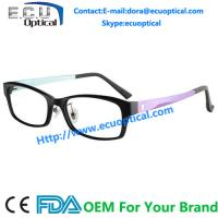 Wholesale Latest Styles Beautiful Eyeglasses,Bright Color Attractive Eyewear Frame from china suppliers