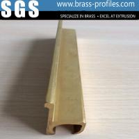 Wholesale Safe Design Copper Lock Brass Frame Extrusion Profiles From Chinese Supplier from china suppliers