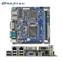 Wholesale Intel B85 LGA1150 Motherboard For ATM PC Station , ITX Mini Motherboard from china suppliers