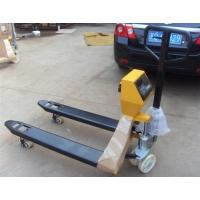 Wholesale hand trucks hand pallet truck forklift with 1070 mm fork length from china suppliers