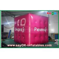 Wholesale Outdoor Inflatable Balloon Float Helium Cube with PVC Material from china suppliers