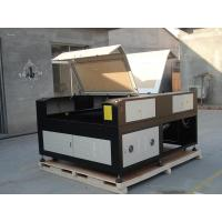 Buy cheap Enclosed Multi high precision leather/fabric/sticker laser cutting machine price from wholesalers