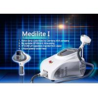 "Wholesale SHR Skin Care Beauty Equipment Hair Removal Machine With 8.4"" LCD Touch Screen from china suppliers"