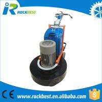 Buy cheap concrete marble granite stone floor polishing machine from wholesalers