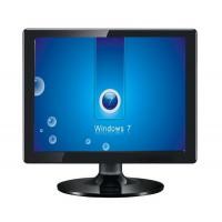 Indoor Black HDMI 15  TFT LCD Digital Color Monitor For TV