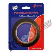 Wholesale Strong Adhesive PVC Electrical Tape with Blister Card from china suppliers