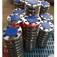 ASME B16.47 Large Diameter Forged Weld Neck Flange Blind Class 300 Series A for sale