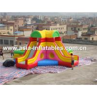 Wholesale Home Use Inflatable Slide And Bouncer Combo For Children' S Party Games from china suppliers
