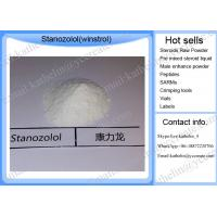 Wholesale Anabolic steroid raw powder  bodybuilding Stanozolol Winstrol oral steroid for Bodybuilding CAS 10418-03-8 from china suppliers