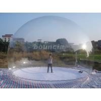 Wholesale Crystal Inflatable Show Ball / Inflatable Snow Globe For Advertising from china suppliers