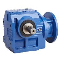 Wholesale S Series Modular Helical Worm Gear Motor , High Speed Worm Gear Reduction Box from china suppliers