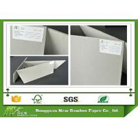 Wholesale High Standard Stiffness Degradable Grey Board Paper , Thick 2.21mm from china suppliers