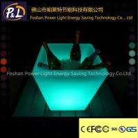Wholesale Import Material Party Decor LED Open Cube with Cushion from china suppliers