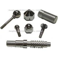 Quality CNC Turned Automation Equipment Parts,Precision Turned Parts By DF-Mold for sale