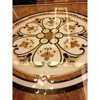 Wholesale Marble Stone Polished of the Waterjet Patterns Flooring Tiles from china suppliers