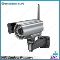 Wholesale Waterproof Outdoor WiFi IP Camera Motion Detection Alarm from china suppliers