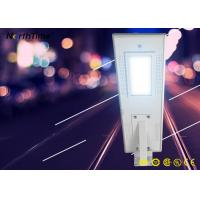 Wholesale Rural Area Solar Powered 6M Pole Solar Street Light with 18AH Lithium Battery from china suppliers