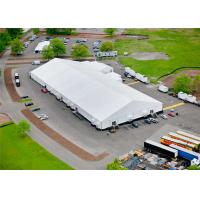 Wholesale Rainproof Fabric Sidewall Strong Event Tent Accommodation With Heavy Duty Material from china suppliers