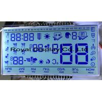 Wholesale RYD1201AA Custom LCD Panel Blue White Amber Low Power Consumption from china suppliers