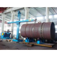 China Automatic Pipe Butt Welding Column And Boom With 180° Rotation Manual Locking on sale