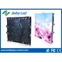 Wholesale Advertisement P5 led sign cabinet Big Wall High Resolution , Energy saving from china suppliers