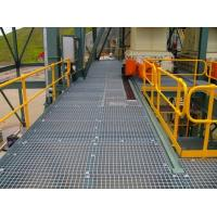 Wholesale galvanized steel lattice panels, galvanized steel grating flooring from china suppliers
