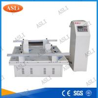 Wholesale Mechanical Shock Test Machine / Vibration Testing Chamber Reciprocating type from china suppliers