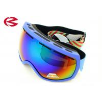 Wholesale Youth / Men / Women Snowboard Ski Goggles With Changeable Lenses Eye Protection from china suppliers