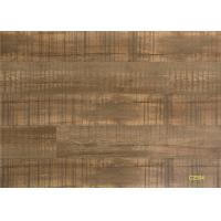 Wholesale Residential HDF Embossed DIY Installation Laminate Flooring with Sliced Finish from china suppliers