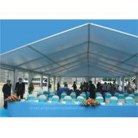 Wholesale Large Aluminum Frame Clear Span Tents For Outdoor Party / Events / Exhibition from china suppliers