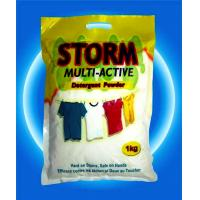 Wholesale No- phosphorus Storm Detergent Powder 1kg, Clothes Washing Powder OEM from china suppliers