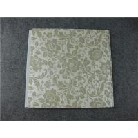 Wholesale Laminated Decorative PVC Bathroom Wall Panels Heat Insulation Customized Length from china suppliers