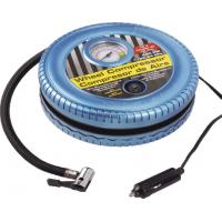 Wholesale Tire Shape Portable Car Air Compressor Tyre Inflator Plastic DC12V from china suppliers