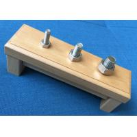 Wholesale Tiger Montessori - Nuts and Bolts made of beech wood with metal for toddler and infant from china suppliers