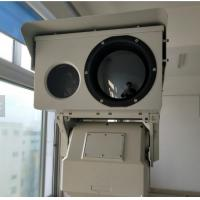 Buy cheap 2 - 10km Infrared Dual sensor PTZ Thermal Camera 24 Hours Real Time Monitoring from wholesalers