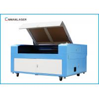 Wholesale CO2 100w 1390 Metal Nonmetal Wood Laser Cutting Machine With Industrial Chiller from china suppliers