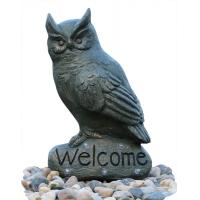 Wholesale Cast Stand Up Owl Statue Water Fountains Indoor Outdoor OEM & ODM from china suppliers