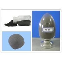 Wholesale Flammable Low Carbon Reductant Fe - Si Alloy Powder C 0.2% Controlled Particle Size from china suppliers