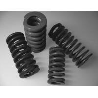 Wholesale Black Cylindrical Spiral Heavy Duty Compression Springs With 40mm Outside Diameter from china suppliers