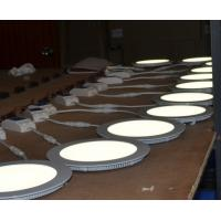 Wholesale color temperature adjustable dimmable led panel light 18W from china suppliers