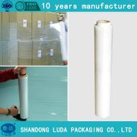 Wholesale Manual Stretch Wrap Pallet Wrap Plastic Film filme stretch plastic from china suppliers