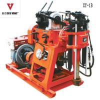 Wholesale Oil Hydraulic Feed System Portable Drilling Rig With Mud Pump Integrated from china suppliers